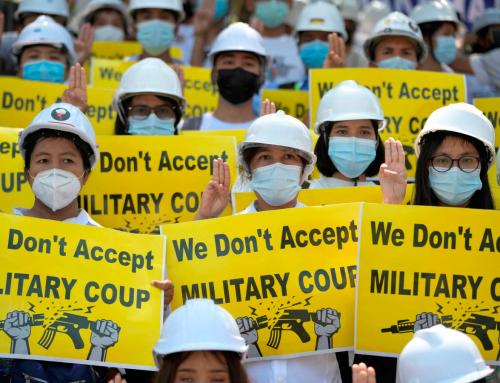 A un mes del golpe de Estado: ¿Qué está pasando en Myanmar?