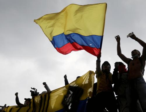 Paro, protestas y violencia en Colombia