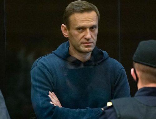 Protestas en Rusia y la detención de Navalni