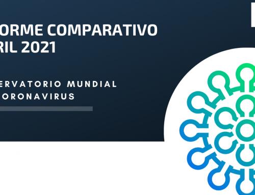 Informe comparativo Abril 2021