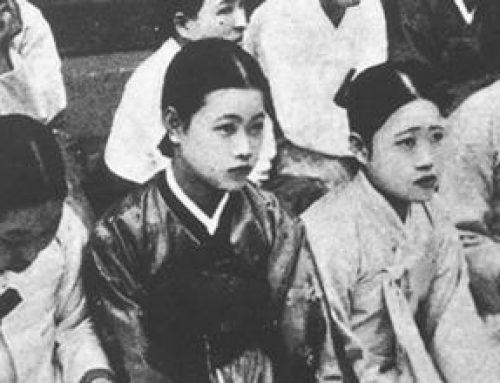 Perdón y arrepentimiento. Cómo las políticas de la memoria influyen en las relaciones entre Corea y Japón.