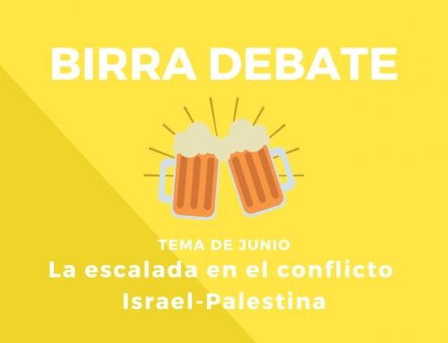 Birra Debate – Junio