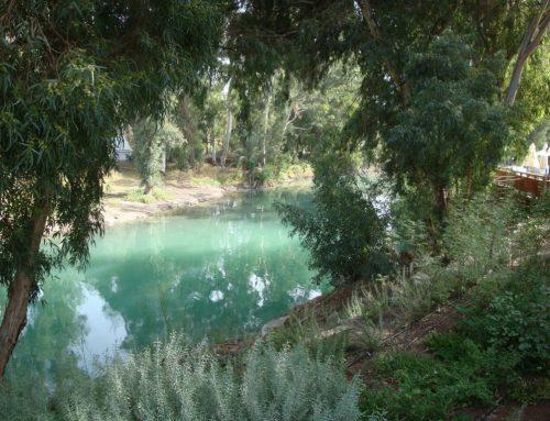 Hidropolítica en la cuenca del Río Jordán