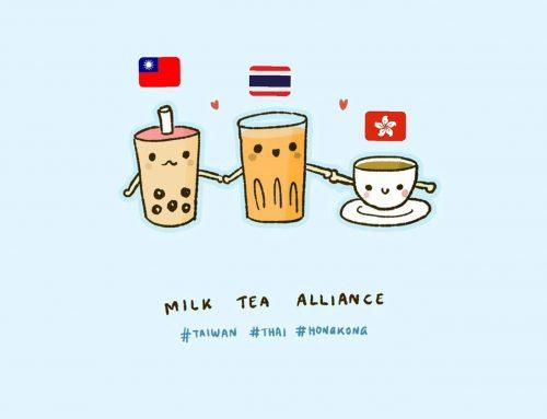 Milk Tea Alliance: cuando el té con leche simboliza la democracia
