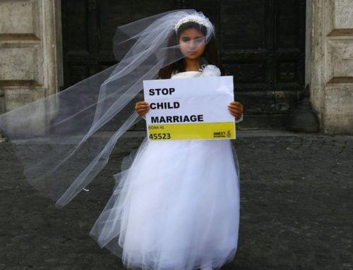 Un mal que perdura: el matrimonio infantil